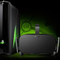 Dell y Alienware serán aliados de Oculus Rift, preparan packs con descuentos importantes