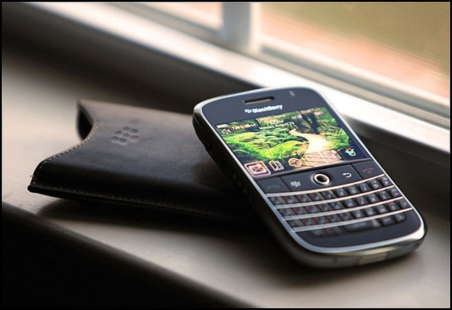Blacberry India