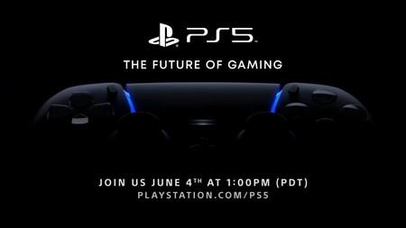 PS5 y sus primeros videojuegos se presentarán en un evento el próximo 4 de junio