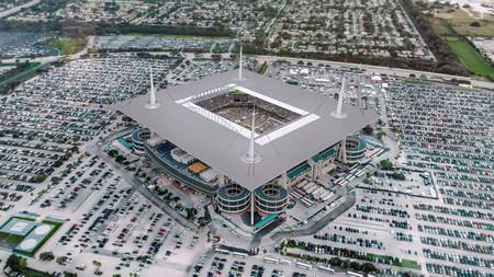 Hard Rock Stadium Miami F1 2021