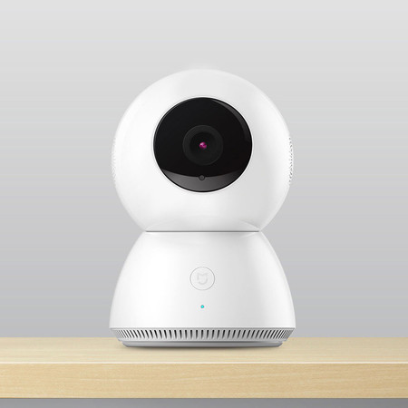 Xiaomi Mijia Smart Ip Camera White 001