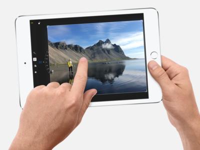 Primeras gráficas de rendimiento del iPad mini 4 con procesador vitaminado y 2 GB de memoria RAM