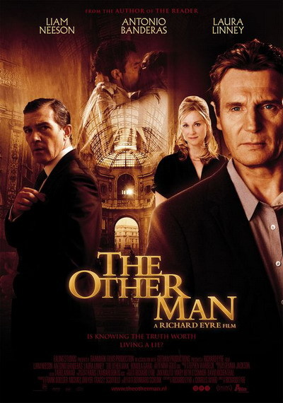 Carteles de cine | 'The Other Man' con Neeson y Banderas, 'Cheri' con Michelle Pfeiffer, y 'Crossing Over' con Harrison Ford