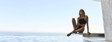 En forma de bikini o de bañador, la nueva colección de baño de Zara promete invadir las playas este verano