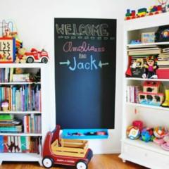 Foto 2 de 4 de la galería un-dormitorio-infantil-lleno-de-color en Decoesfera