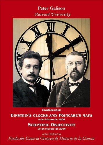 Einstein y Henri Poincaré