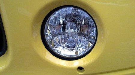 Luces diurnas Valeo en Peugeot i0n