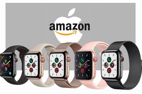 23 modelos de Apple Watch que aún siguen rebajados en Amazon: si te das prisa, todavía puedes cazar el reloj de Apple a precio de Black Friday