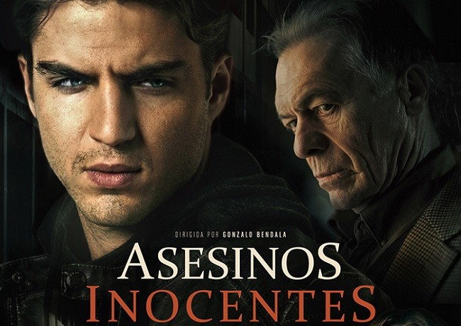 Cartel de 'Asesinos Inocentes'