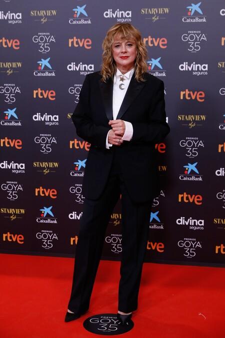 Emma Suarez Premios Goya 2021