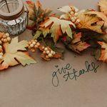 Si todavía no celebras Acción de gracias, querrás hacerlo después de ver estas inspiradoras ideas
