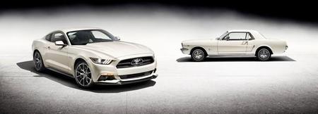 Ford Mustang Edición 50 Aniversario
