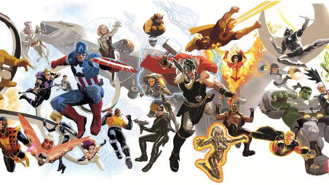 Vengadores Comics