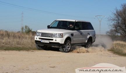 Range Rover Sport TDV8, prueba (parte 1)