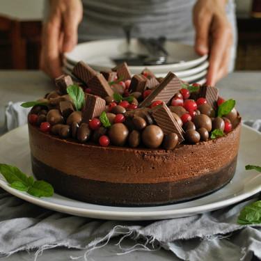 Cinco tartas de chocolate rápidas y fáciles perfectas para todas nuestras celebraciones