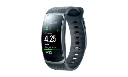 Gear Fit 2, un smartwatch camuflado, a precio de pulsera deportiva: 139 euros en Mediamarkt