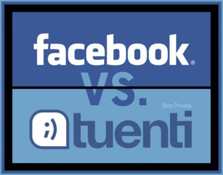 ¿Guerra de cifras entre Facebook y Tuenti?