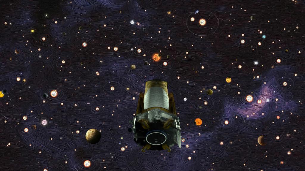 Hasta siempre, Kepler: el telescopio espacial se queda sin combustible y termina su labor tras nueve años de descubrimientos