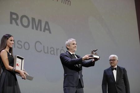 'Roma' de Alfonso Cuarón, se convierte en la primera película mexicana en obtener el León de Oro en el Festival de Cine de Venecia