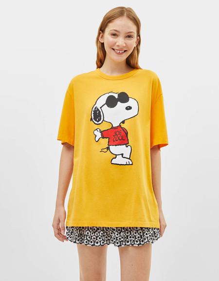 Bershka Snoopy 01