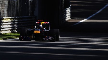 GP de Italia de Fórmula 1: Los libres 2 son de Sebastian Vettel, Mark Webber rompe y Ferrari se pone las pilas