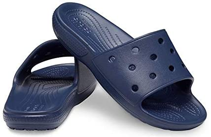 Crocs Classic Slide, Sandalias de Punta Descubierta Unisex Adulto
