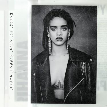 Rihanna lanza nuevo single y solo puedo mirar sus cejas