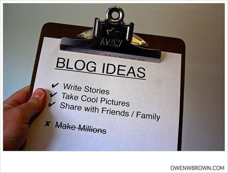 Quiero ser blogger y ganar dinero... (muy importante)