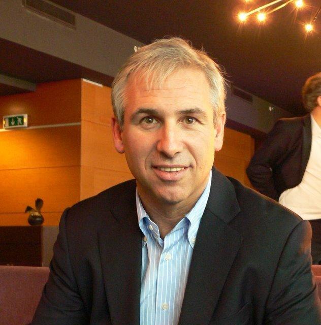 Ignacio Román de Vodafone