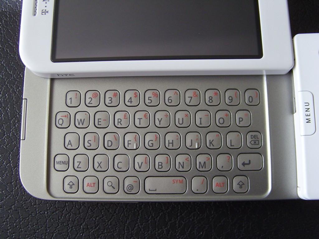 Foto de T-Mobile G1 White (7/24)