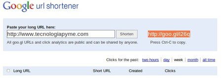 URL acortadas, ¿peligro para la seguridad?