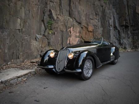 Joyas a subasta: Alfa Romeo 8C Spider de 1939