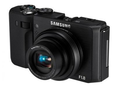 Samsung EX1, se hace oficial con un luminoso F1.8