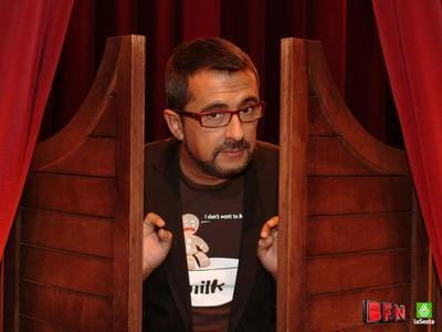 'Buenafuente' compensa sus retrasos dándole la vuelta al show