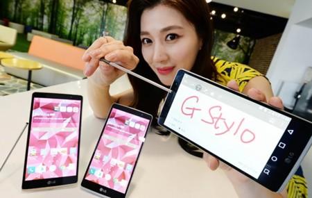 LG G Stylo, renovando la gama media con puntero
