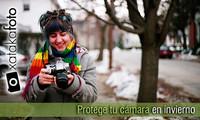¿Cómo proteger tu cámara en invierno?