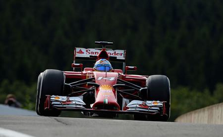 Fernando Alonso saldrá desde la cuarta posición tras una sesión clasificatoria delicada