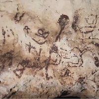 Descubren pinturas rupestres en Yucatán, podrían ser las más importantes que hicieron los mayas