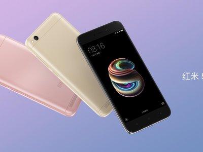Xiaomi Redmi 5A: ligeras mejoras en las cámaras manteniendo el precio de derribo