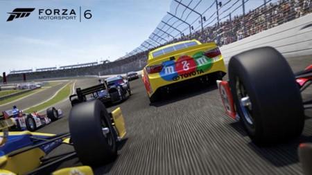 La NASCAR invade Forza Motorsport 6 con su nueva expansión