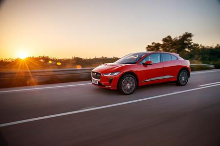 jaguar i-pace coche eléctrico