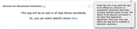 App Store, ahora con descuento para colegios y universidades