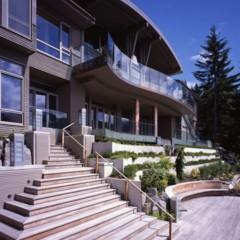 Foto 1 de 4 de la galería lakeside-residence-vancouver-canada en Trendencias
