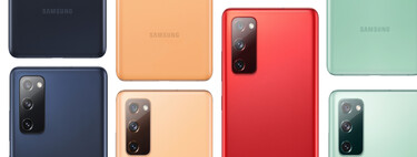 """Samsung Galaxy™ S20 FE vs S20, S20+ y S20 Ultra, comparativa: el hermano """"pequeño"""" es de lo mas ameno en la familia S20"""