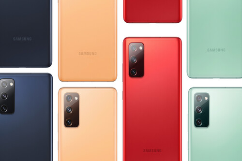 """Samsung Galaxy S20 FE vs S20, S20+ y S20 Ultra, comparativa: el hermano """"pequeño"""" es de lo más interesante en la familia S20"""