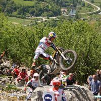 Adam Raga vence y se coloca líder del Campeonato de España de Trial