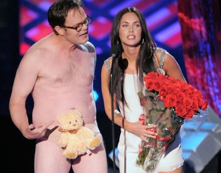 megan fox mtv movie awards 2008