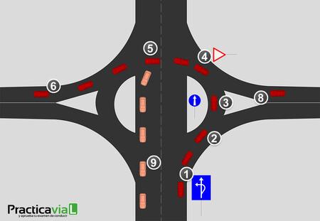 Imagen de una interseccion.