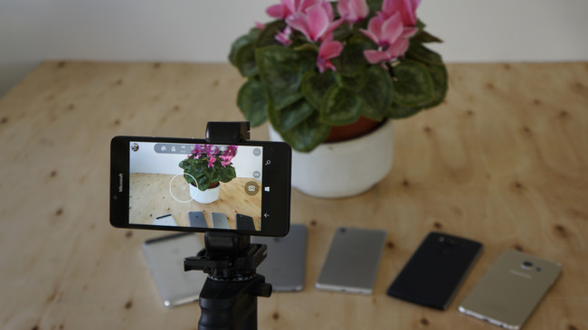 Comparativa Smartphones Fotograficos