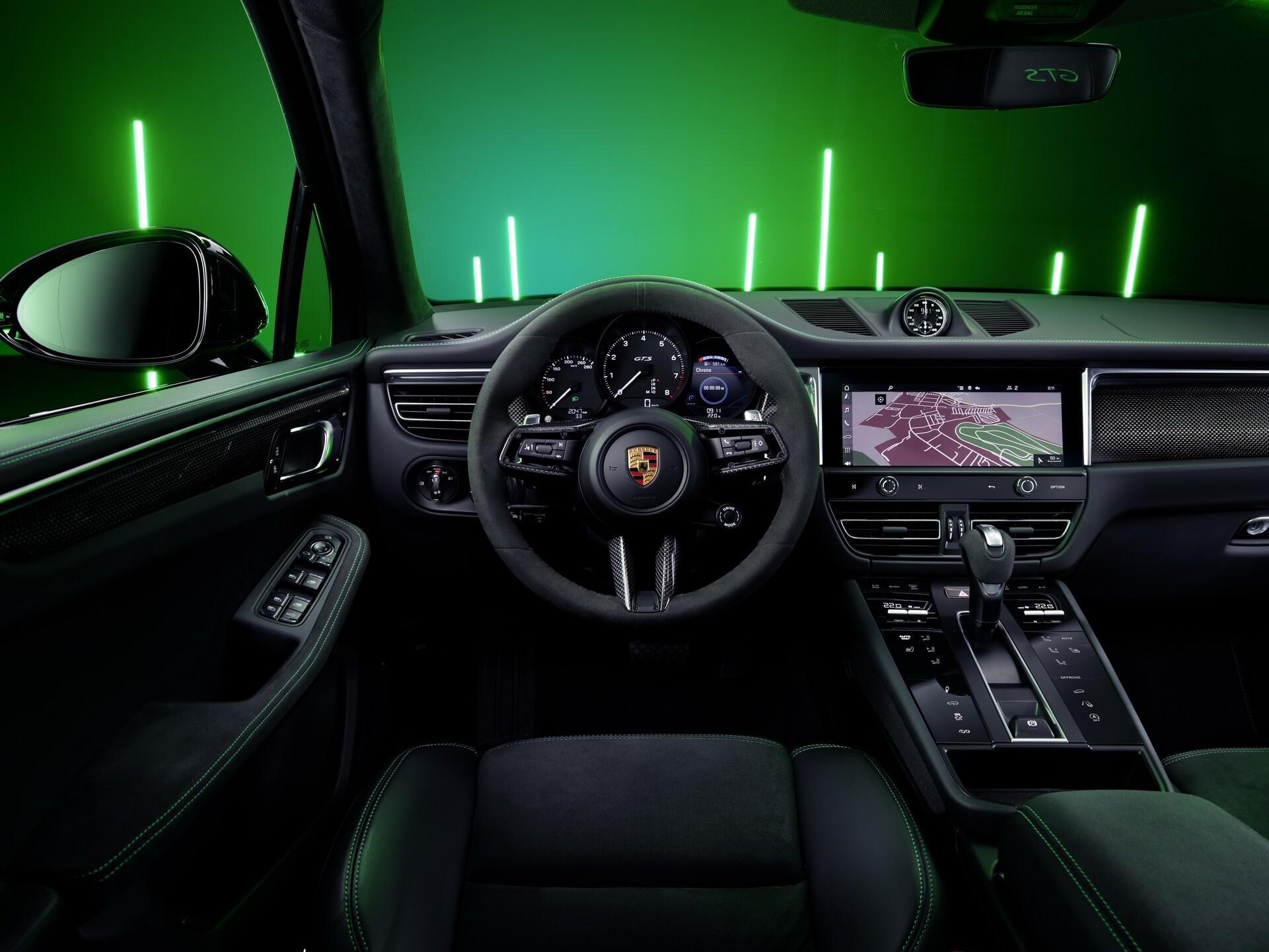 Foto de Porsche Macan 2022 (39/59)